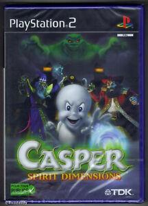 Casper Spirit Dimension - PLAYSTATION 2 - PS2 - NEUF - FR