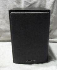 Single iSymphony M1 Bookshelf Speaker 30 WATT 4 Ohm Great for Center Channel EUC