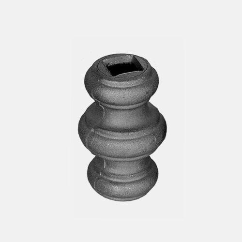 13142 Formstück Hülse Zierhülse Ausbruch 12,5-16,5 mm