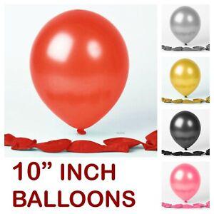 Qualita-Palloncini-in-Lattice-10-034-standard-per-decorazione-compleanni-MATRIMONIO-palloncini
