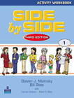 Side by Side Activity Workbook, Book 1 by Steven J. Molinsky Paperback Book
