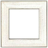 Mill Hill Antique White Wood Frame 6 X 6 Gbfrm10
