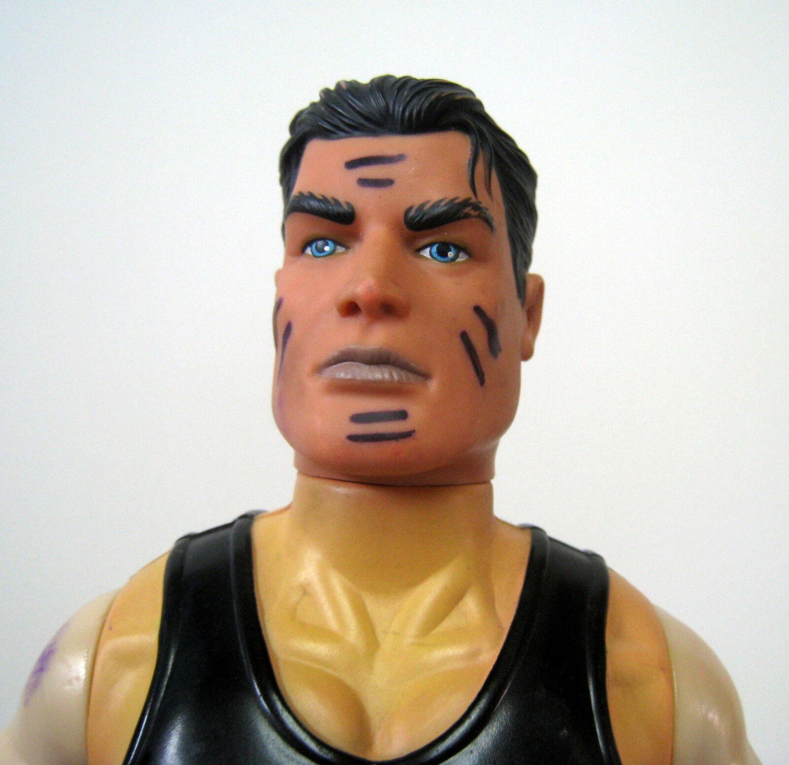 Seltene actionman action - man - figur 1999 figur hasbro - international