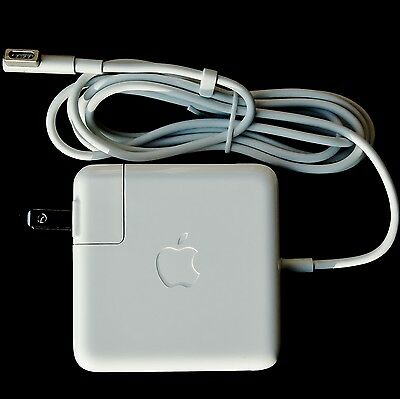 Original APPLE MacBook Pro 60W MagSafe Power Adapter Charger A1184 A1330 A1344