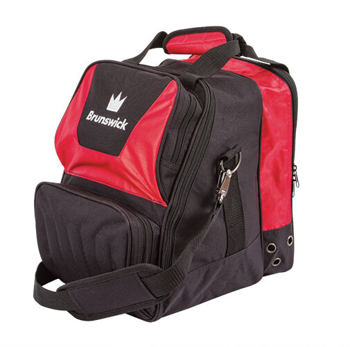 Storm 1 Ball SIngle Solo Bowling bag Tote Red Great for kids.