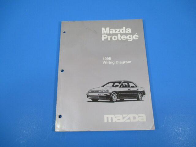 1998 Mazda Protege Wiring Diagram Manual Ground Points System Circuit Diagram