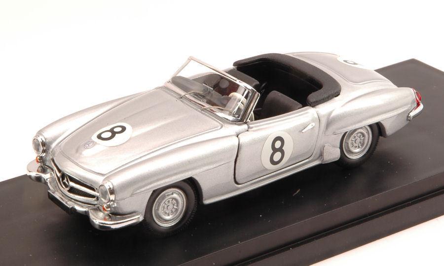 Mercedes 190 sl   acht gewinner - macau 1956 d. steane 1 43 modell rio4485 rio