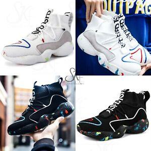 Détails sur Baskets effet chaussettes Air sneakers trainers like speed homme pas cher x