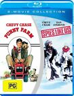 Funny Farm / Spies Like Us (Blu-ray, 2012, 2-Disc Set)