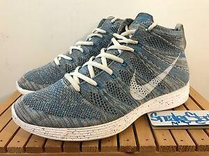 new styles 8c495 dd22d Image is loading 2013-Vintage-Nike-Lunar-Flyknit-Chukka-HTM-SP-