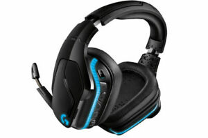 Logitech G935 Black Lightsync Gaming Headsets