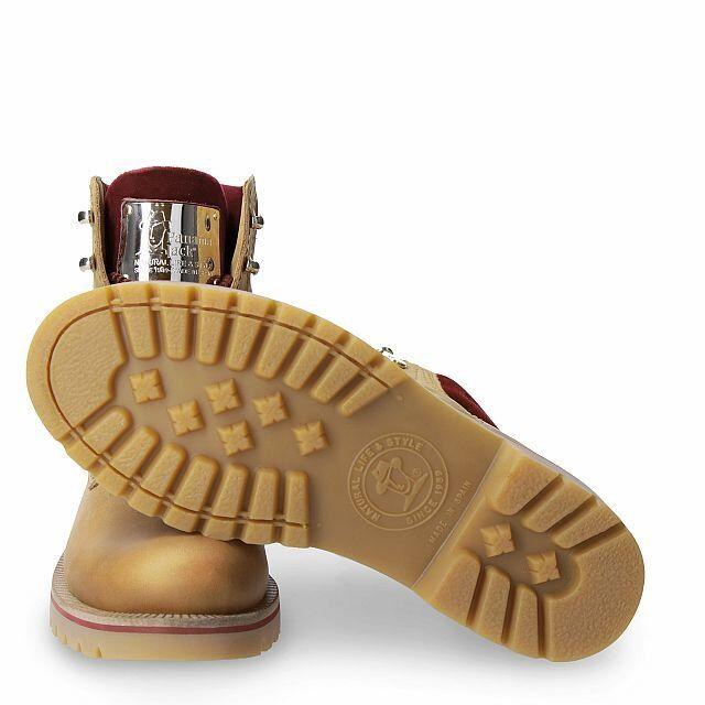 Panama Jack Damenschuhe Schuhe Stiefelette Limitiert Stiefel Vintage Napa Weinrot Limitiert Stiefelette 592b5f
