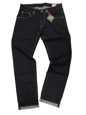 Denim Jeans,Zip,Stretch,Raw TR1016 Skinhead,Ska,Mod Trojan Records Clothing