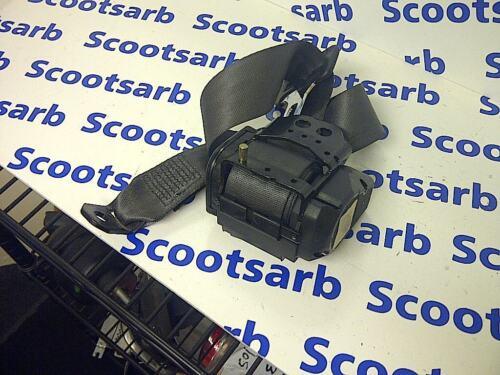 1 of 1 - SAAB 9-5 95 Rear Seat Belt 02 - 05 5202957 5553433 4-Door GREY