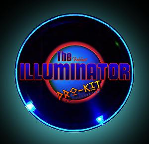 DJ-Technics-SL-1200-The-ILLUMINATOR-RPM-amp-STROBE-LED-Glow