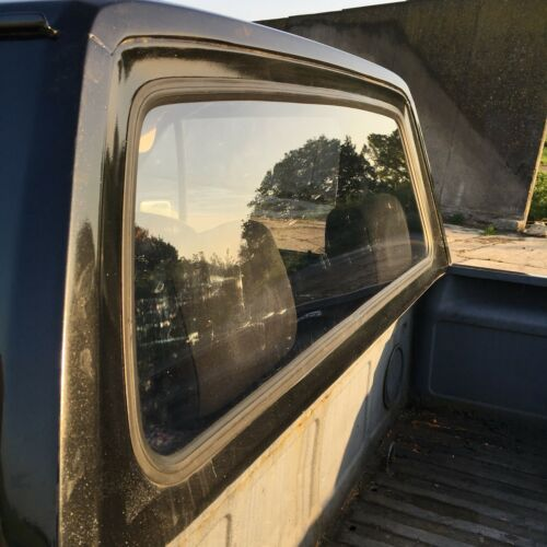 VW MK1 Caddy Pickup Rear Window Race Track Lightweight Axgard Polycarbonate