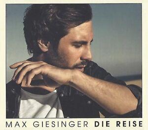 MAX-GIESINGER-DIE-REISE-NEW-CD-2018-NEU