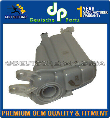 Coolant Expansion Tank with Heat Shield w//o cap or Audi A4 Q5 S4 SQ5  8K0121405N