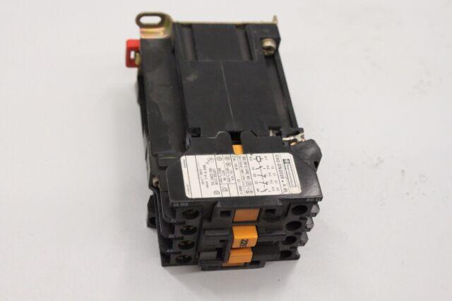 Telemecanique Ca2-dn2229 A65 Hilfsschütz | eBay