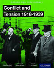 Oxford AQA History for GCSE: Conflict and Tension 1918-1939 by Aaron Wilkes, Ellen Longley (Paperback, 2016)