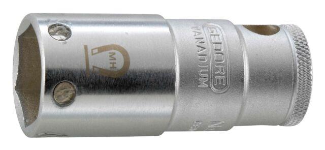 """Gedore Zündkerzeneinsatz 1/2"""" Größe 20,8mm mit Magnet - 6361420"""