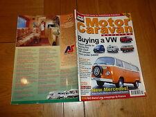 MOTOR CARAVAN MAG - Date 02/2001