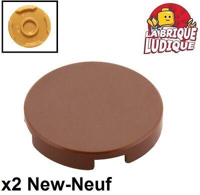 Lego 2x Plate Round Corner demi cercle rond 4x8 Double blanc//white 22888 NEUF