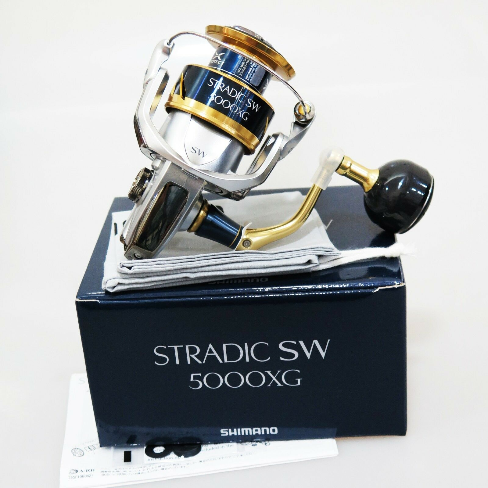 18 SHIMANO STRADIC SW5000XG Spinning Reel FEDEX PRIORITY 2 DAYS SHIP TO USA