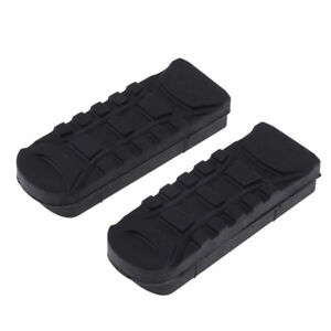 Pair-of-Foot-Peg-Footpegs-Rubber-Fittings-for-BMW-R1200GS-LC-Motorcycle