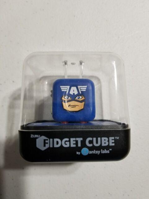 New Original Zuru Fidget Cube by Antsy Labs Marvel Avengers HULK
