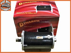 Alternador Dynamator Positivo Tierra Conversión De Dinamo Reemplaza Lucas C39 C40