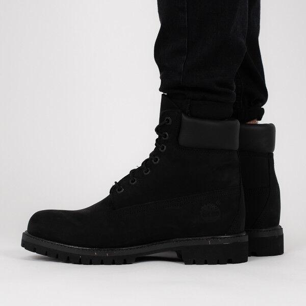 Timberland Boots Original 6 Inch Premium Icon Black 10073