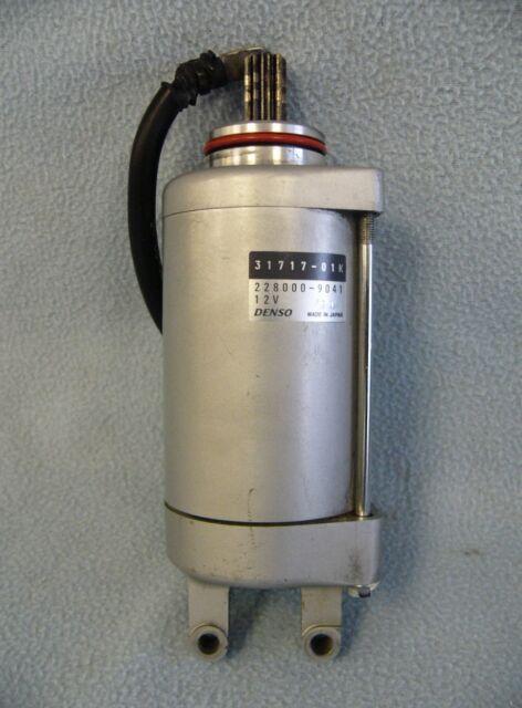 Starter FITS HARLEY DAVIDSON VRSCB V-Rod 1130 NEW 31717-01K