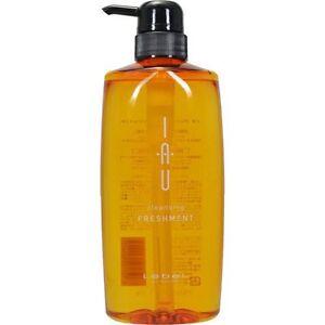 LebeL-IAU-Cleansing-Freshment-Hair-Shampoo-600ml-Japan
