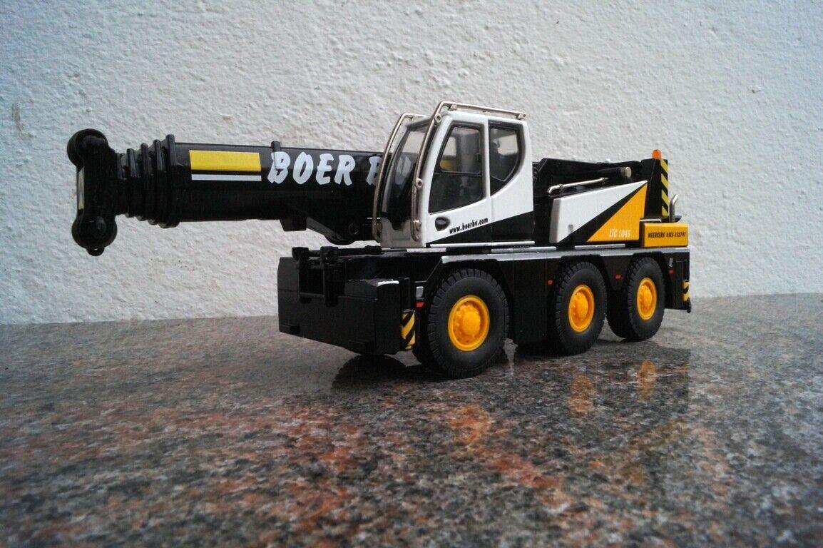 Conrad Liebherr LTC 1045-3.1 Mobilkran  BOER      Exclsuiv Modell  Neu OVP 331f10