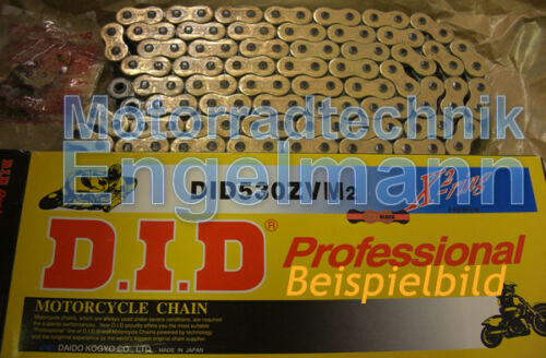 DID Kettensatz CAGIVA 500 T4 1987-1990 15 //42 110 D