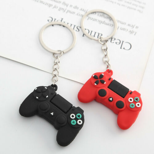 New ps game Controller Keychain Keyring Charm Pendant Key Ring Chain Gift MINI