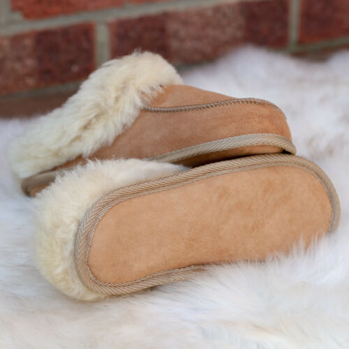 Boot Fur Womens Cozy Wool Boots Warm Shoes Natural Slippers Moccasin Brown Sheepskin pqxHvnwEB