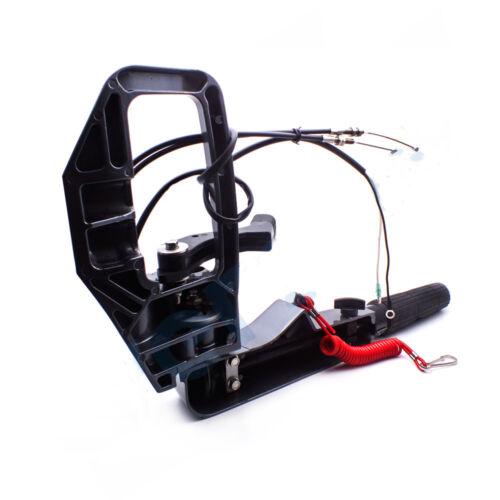 Yamaha Outboard Motor 40HP 2T Steering Control Tiller Handle Enduro E40 66T