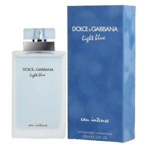 Light Blue eau Intense by Dolce   Gabbana D G EDP Perfume for Women ... a2e04f29ee