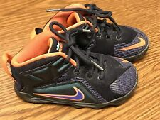 6264a806a75 item 4 Nike 685185 500 Lebron 12 Multicolor Toddler Boys Girls Shoes  Sneakers Size 6C -Nike 685185 500 Lebron 12 Multicolor Toddler Boys Girls  Shoes ...