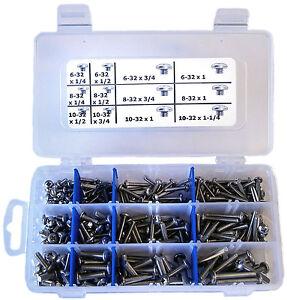 StainlessTown 18-8 Stainless Steel Socket Head Master Kit Assortment