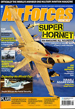 AIRFORCES MONTHLY 269 SEP 2010 RAF Dominie,Israeli Reds,FA-18E/F,Russian Army