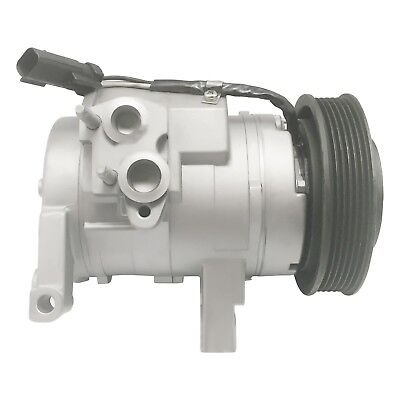 RYC Remanufactured AC Compressor and A//C Clutch FG198