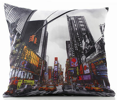 Photo Digital Printed Fabric Designer Cushion Cover Retro Vintage Modern Designs