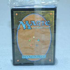 NEW-SEALED-Magic-The-Gathering-Deckmaster-Factory-Deck-Wizards-of-the-Coast