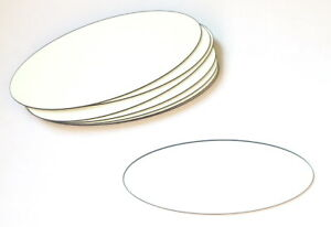 Außen- & Türdekoration 10 Stk Kunststoff-form-schild-115 X 45 Mm-posten-türschild-gravur-gravurschild