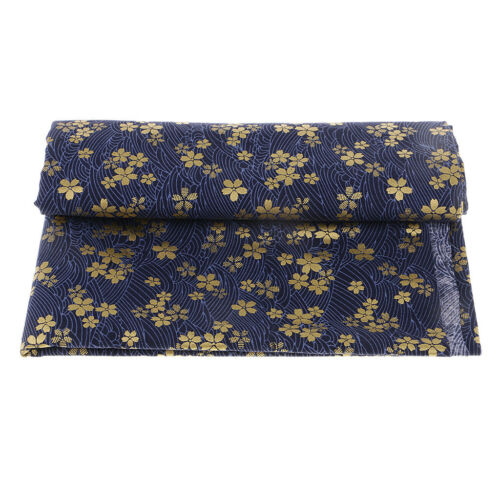 100 Cotton Floral Fabric Patchwork For Japanese Kimono Cheongsam Curtains