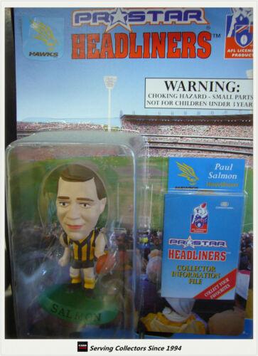 1997 Prostar AFL Headliner Figurine Paul Salmon Hawthorn