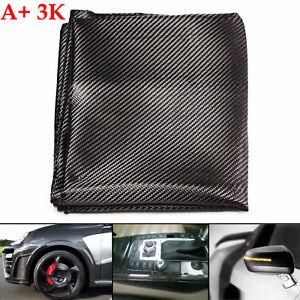 Real-3K-Twill-Weave-Plain-Carbon-Fiber-Cloth-Shiny-Smooth-Fabric-127x91cm